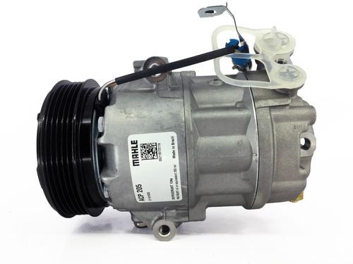 Imagem 1 de 4 de Compressor De Ar Celta Prisma Agile 5pk Mahle