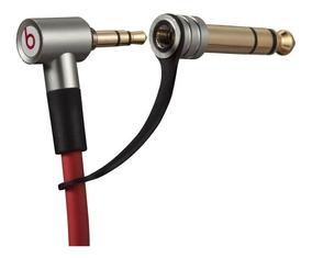 Cabo Beats Dr Dre Monster Pro Espiral P2 P2 + Plug P10 Preto