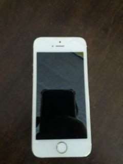 iPhone 5s Prata 16 Gb