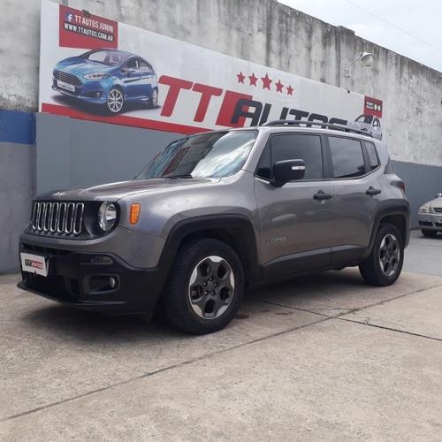 Jeep Renagade Sport Mt 2017