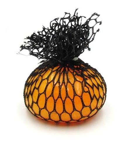 Mesh Ball Antiestres Squishy Pelota Esfera De Biogel 5 Cm