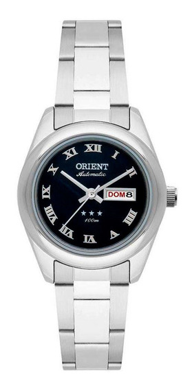 Relógio Orient Feminino Ref: 559ss009 P3sx Diâmetro 28mm