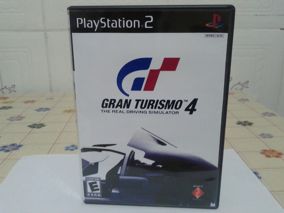 Gran Turismo 4 - Patch Para Ps2 - Completo