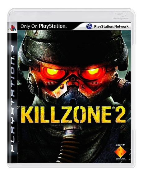 Killzone 2 Ps3 Mídia Física Pronta Entrega