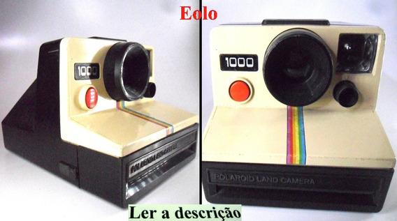 Polaroid 1000 - Para Coleção Decoração Usar #