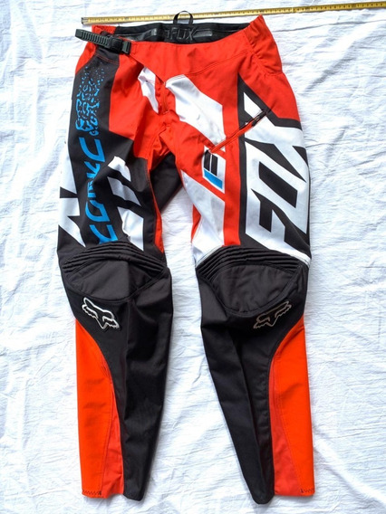 Pantalon Moto Cross Fox Demo, Impecable