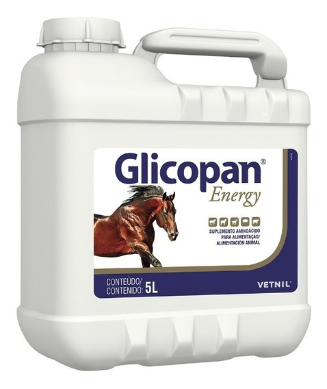 Glicopan Energy Galão 5 Lt - Vetnil