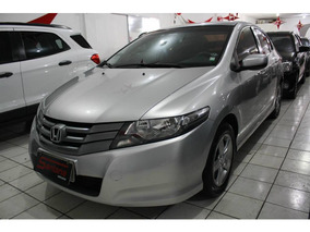 Honda City Sedan Lx 1.5 Flex 16v 4p Aut. ** Ipva 2019 Pago *