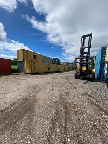 Contenedores Marítimos Containers Nacionalizados 20' Y 40'