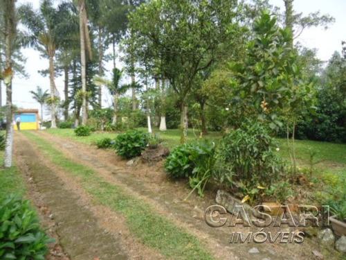 Imagem 1 de 13 de Chácara Residencial À Venda, Parque Andreense, Santo André - Ch0457. - Ch0457