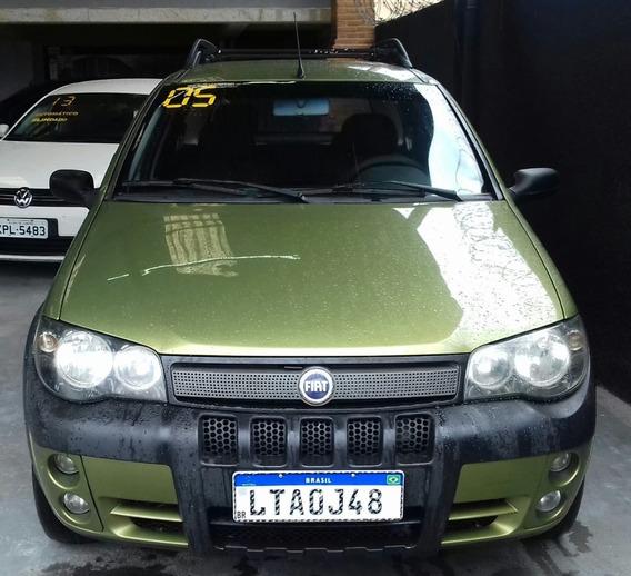 Fiat Palio Weekend 1.8 Adventure 2005 Flex...