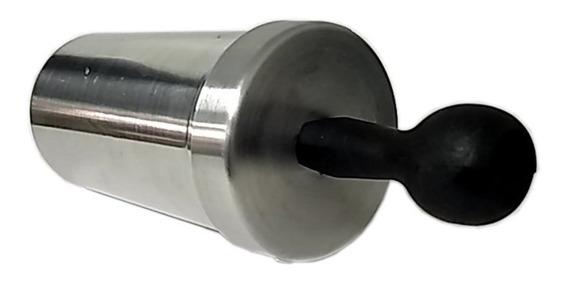 Culote Alumínio Branco Para Caneca Plastica Sublimação