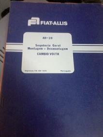 Manual Sequência Montagem Desmontagem Fiat Allis