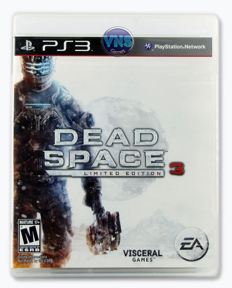 Dead Space 3 Limited Edition - Ps3 - Playstation 3 - Lacrado