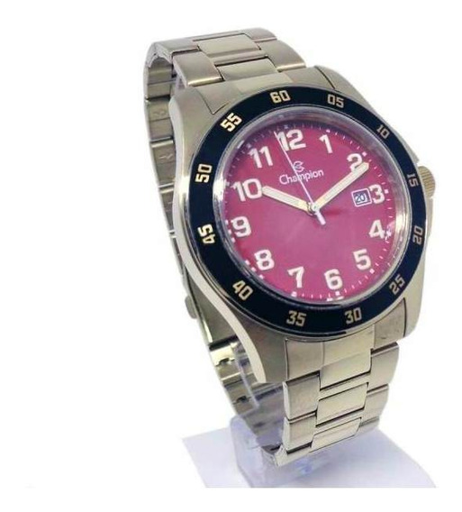 Relógio Masculino Champion Dourado Ca31293v