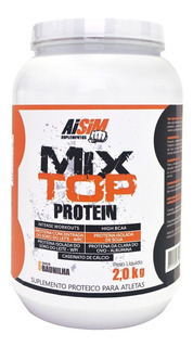 2 Mix Top 2 Kg + 1 Bcaa 200g + 1 Thermo Top - Aisim