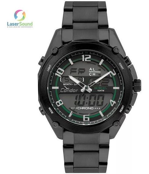 Relógio Condor Masculino Coy121e6ab/4p, C/ Garantia E Nf