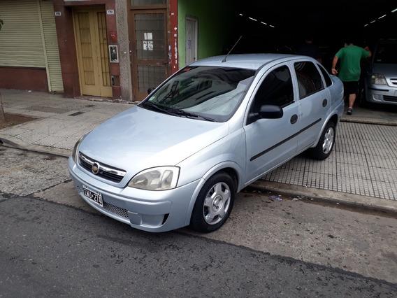 Chevrolet Corsa Ii 1.8 Año 2010 4 Puertas Aire Y Direccion
