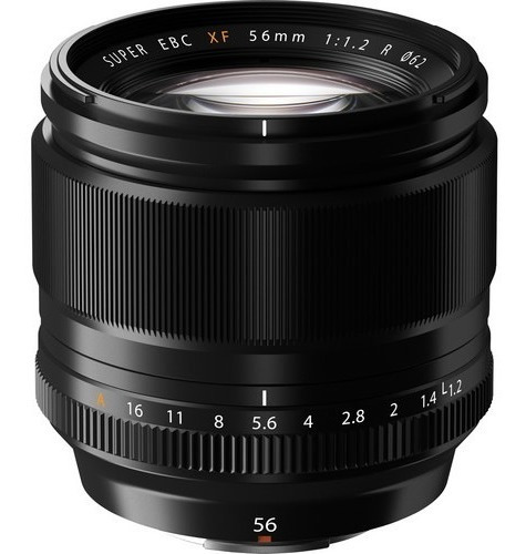 Fujifilm Xf 56mm F 1.2 R