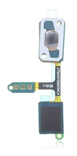 Lote 03 Flex Sensor Botão Home Galaxy J4 J400 Menu Teclado