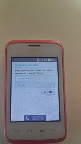 Celular LG D100f Com Conta Google