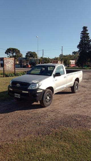 Toyota Hilux 2.5 Cs Dx I 120cv 4x2 2011