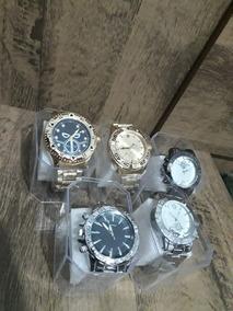 Relógio De Aço Masculino