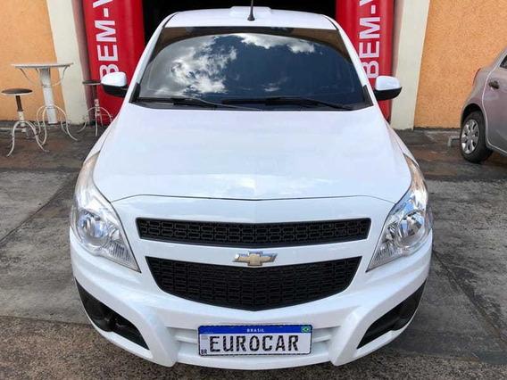 Chevrolet Montana Ls 1.4 Mpfi 8v Econo.flex Mec. 2015