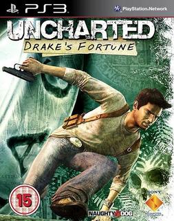 Uncharted: El Tesoro De Drake Ps3