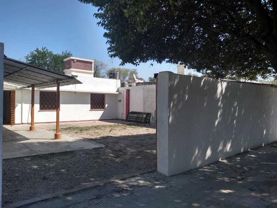 Dueño Alquila Casa Con Local Comercial Sobre Avenida