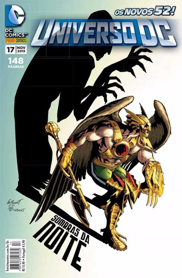 Universo Dc # 17 (frete Grátis)
