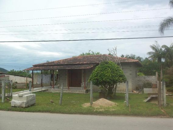 Casa Em Encruzilhada, Biguaçu/sc De 117m² 2 Quartos À Venda Por R$ 297.000,00 - Ca186787