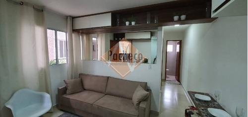 Imagem 1 de 22 de Apartamento Em Condomínio Studio Para Venda No Bairro Jardim Helena, 2 Dorm, 40 M - 2663