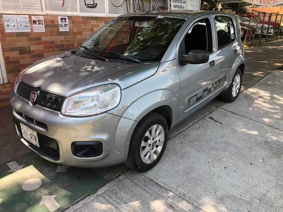 Fiat Uno 1.4 Attractive Mt 2015