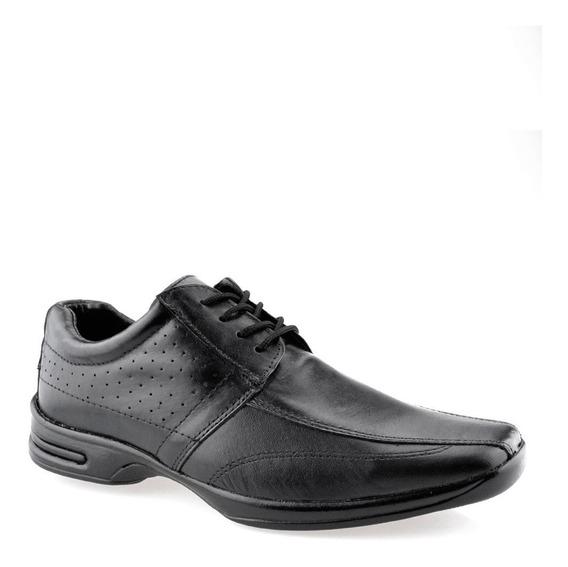 Sapato Social Com Cadarço Masculino Euroflex E2- Cirandinha