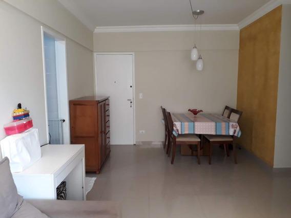 Apartamento Em Jardim Três Marias, Guarujá/sp De 50m² 1 Quartos À Venda Por R$ 175.000,00 - Ap379745