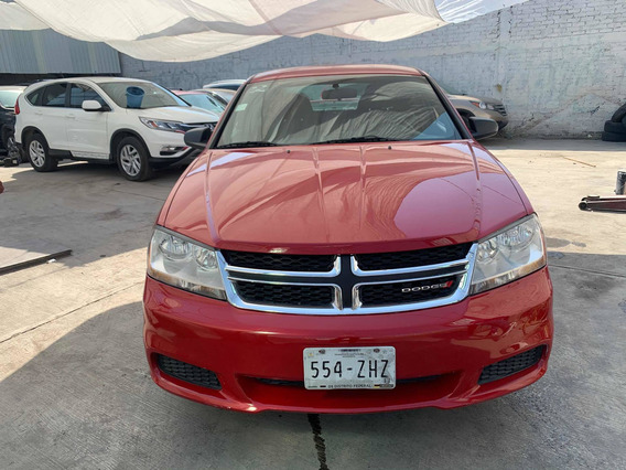 Dodge Avenger 2014 2.4 Gts Sport At