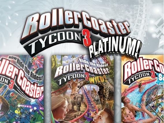 Roller Coaster 3 Platinum