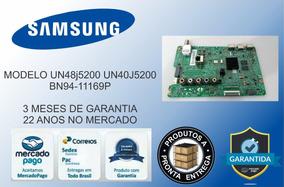 Placa Principal Samsung Un48j5200 Un40j5200 Original Nova
