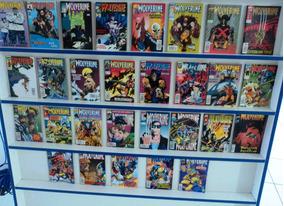 Gibis Wolverine - Raridade- 5 Gibis Por $19,90