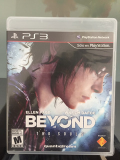 Juego Ps3: Beyond Two Souls