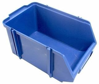 Caixa Box 5 Para Organizador Azul 12x15x23 9un 15739