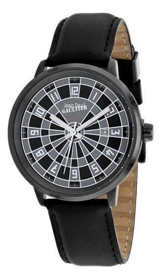 Reloj Pulsera Jean Paul Gaultier Cible 8504804 Para Hombre