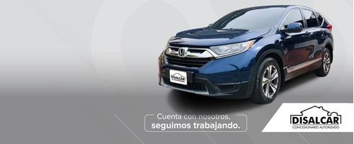 Honda Crv City Plus Azul 2017