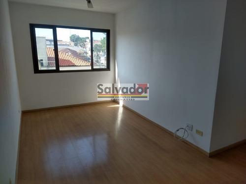 Apartamento Em Vila Santo Estefano  -  São Paulo - 7117