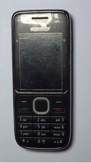 Nokia C2-01 Desbloqueado 3.2mp 3g+nf+garantia Ótimo Sinal