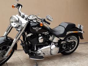 Harley Davidson - Fat Boy 2013 - Preta