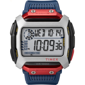 Relógio Timex Command X Red Bull Cliff - Tw5m20800