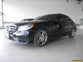 Mercedes Benz Clase E 350 W