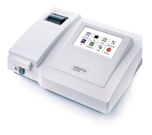 Analisador Quimico Semi-automatico Mindray Ba-88a